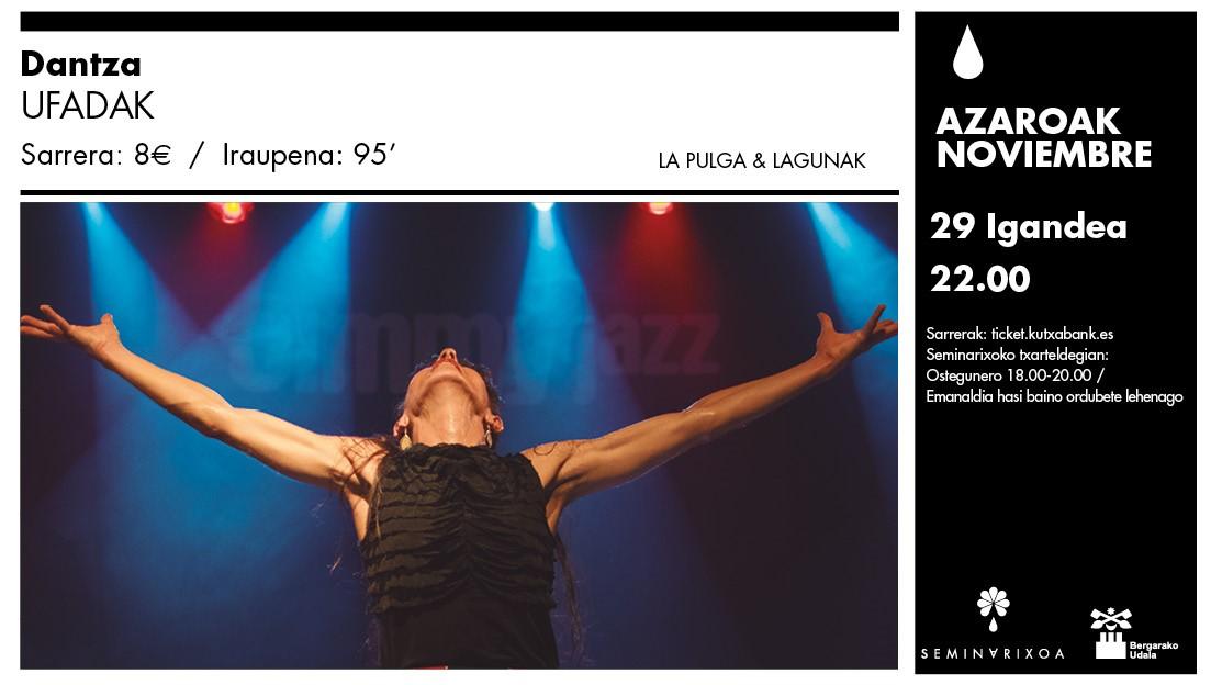 Cartel La Pulga y Compañía, Bergara, Noviembre 2019