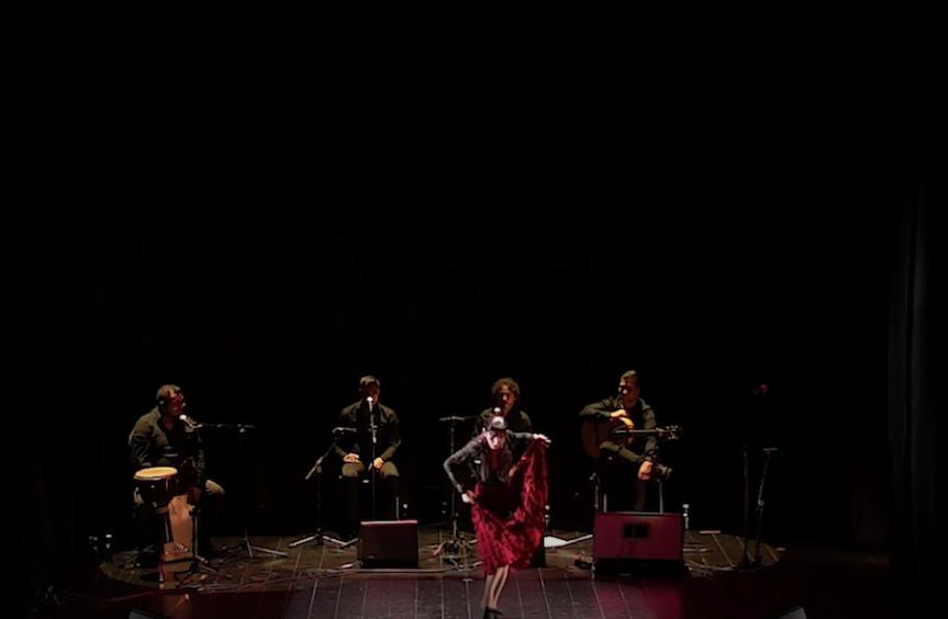 """La Pulga Flamenco, """"Ráfagas"""""""